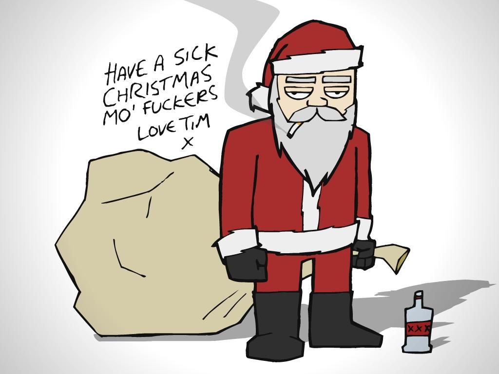 Sick Christmas