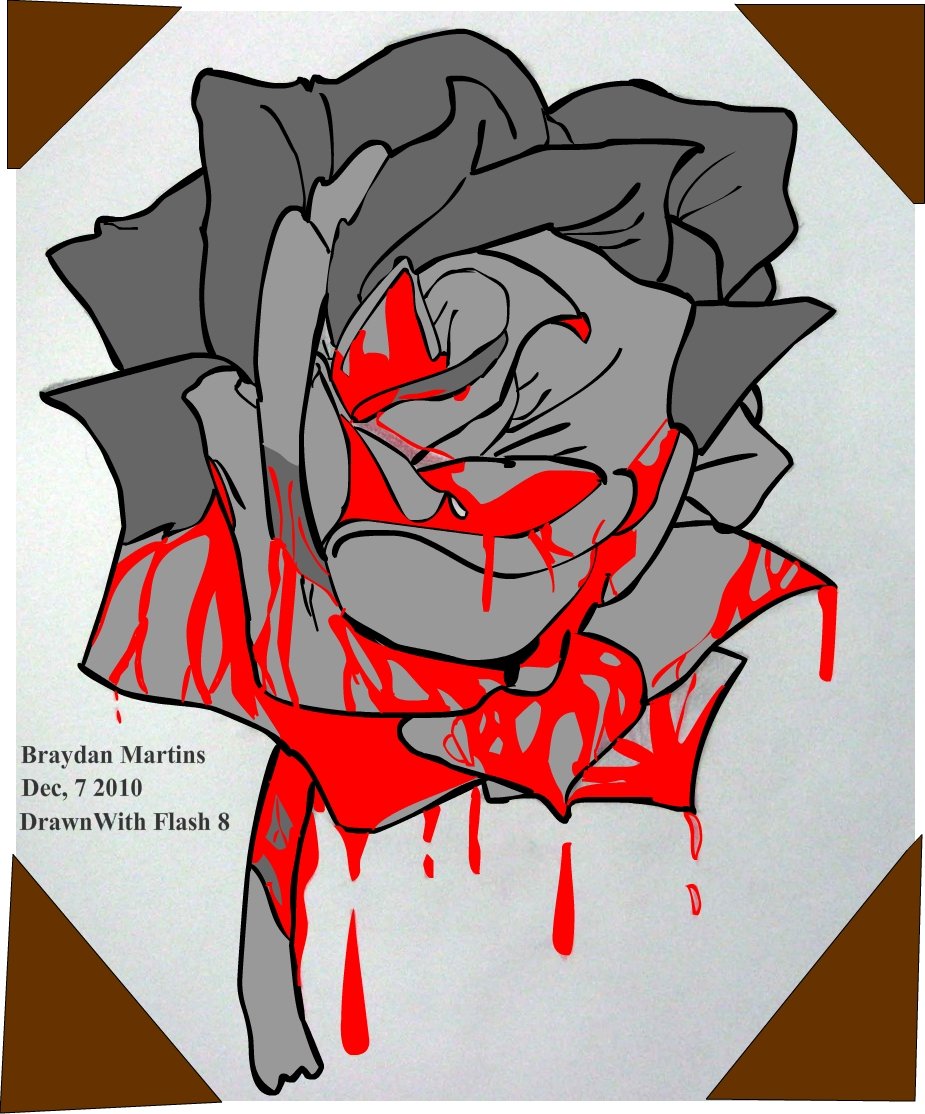 Bloody Rose - CriminalCo