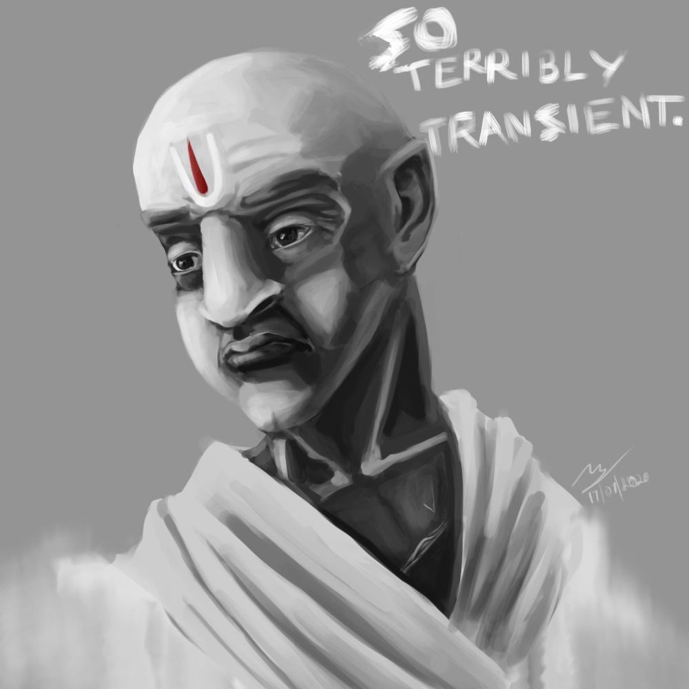Mourning Sanatani