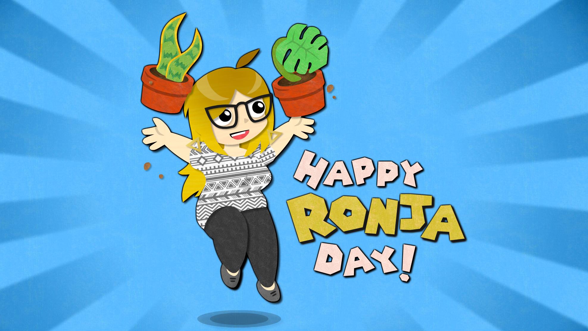 Happy Ronja Day