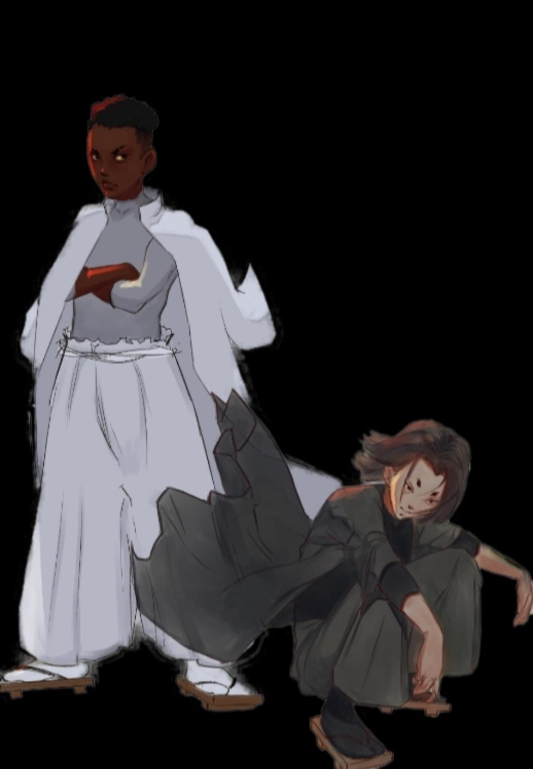 Ven and Shinlo