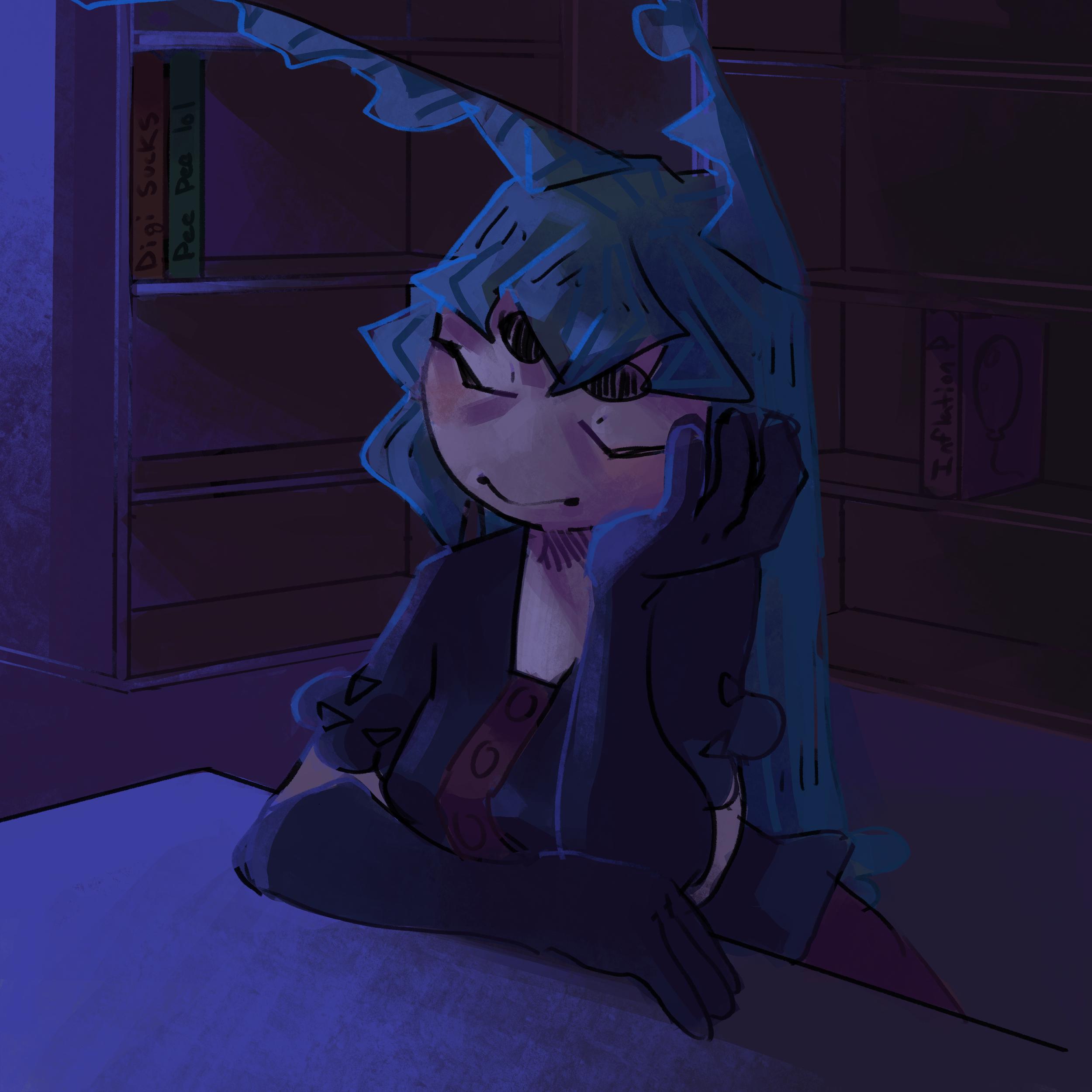 she sleep