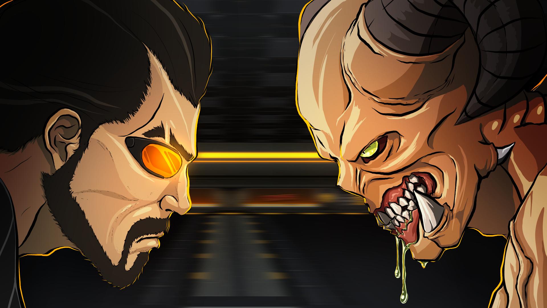 Brutal Deus Ex