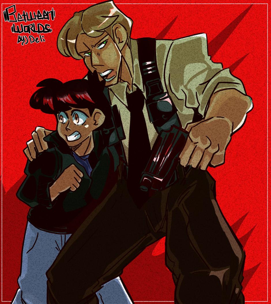 Jason and Cal