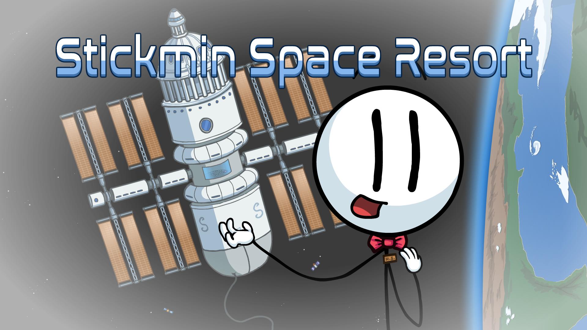 Stickmin Space Resort