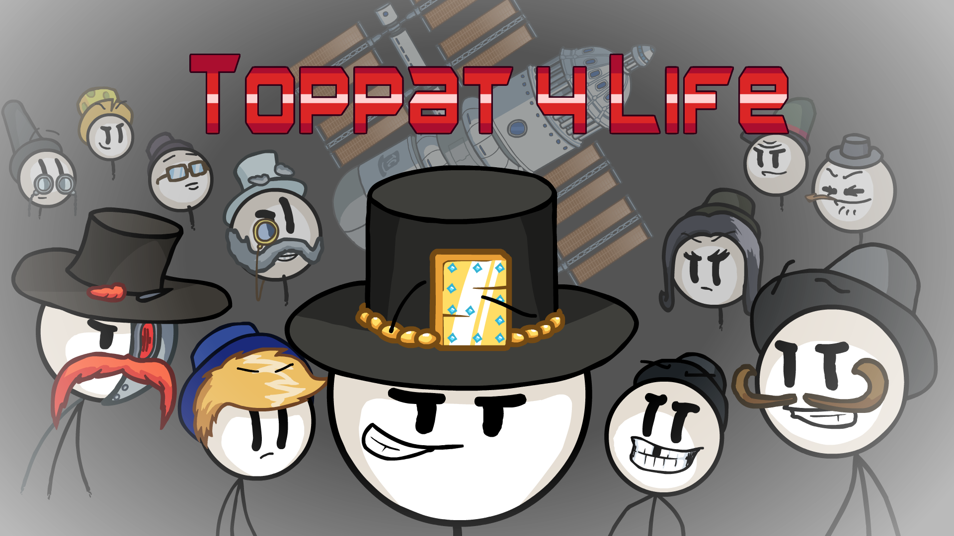 Toppat 4 Life
