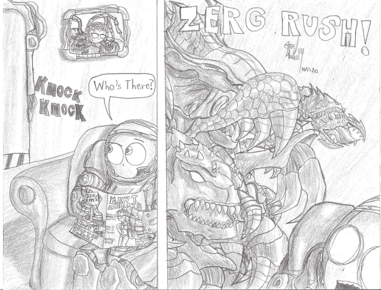 Knock Knock (StarCraft)