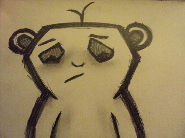 Mr. Sad Bear