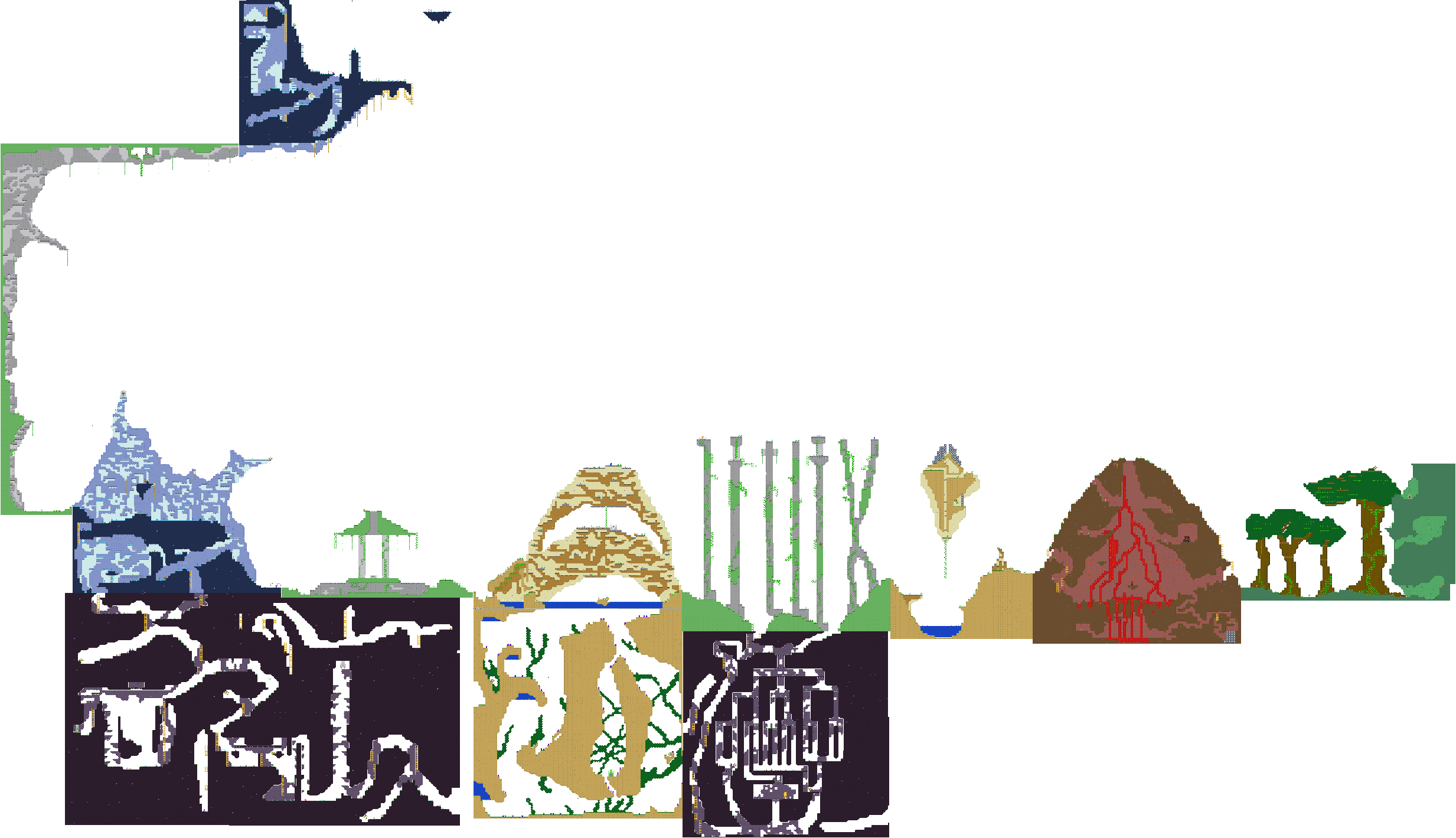 endeavor map
