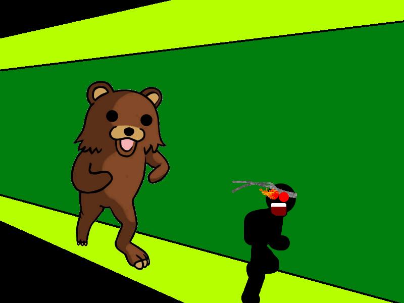 Even Death fears Pedobear