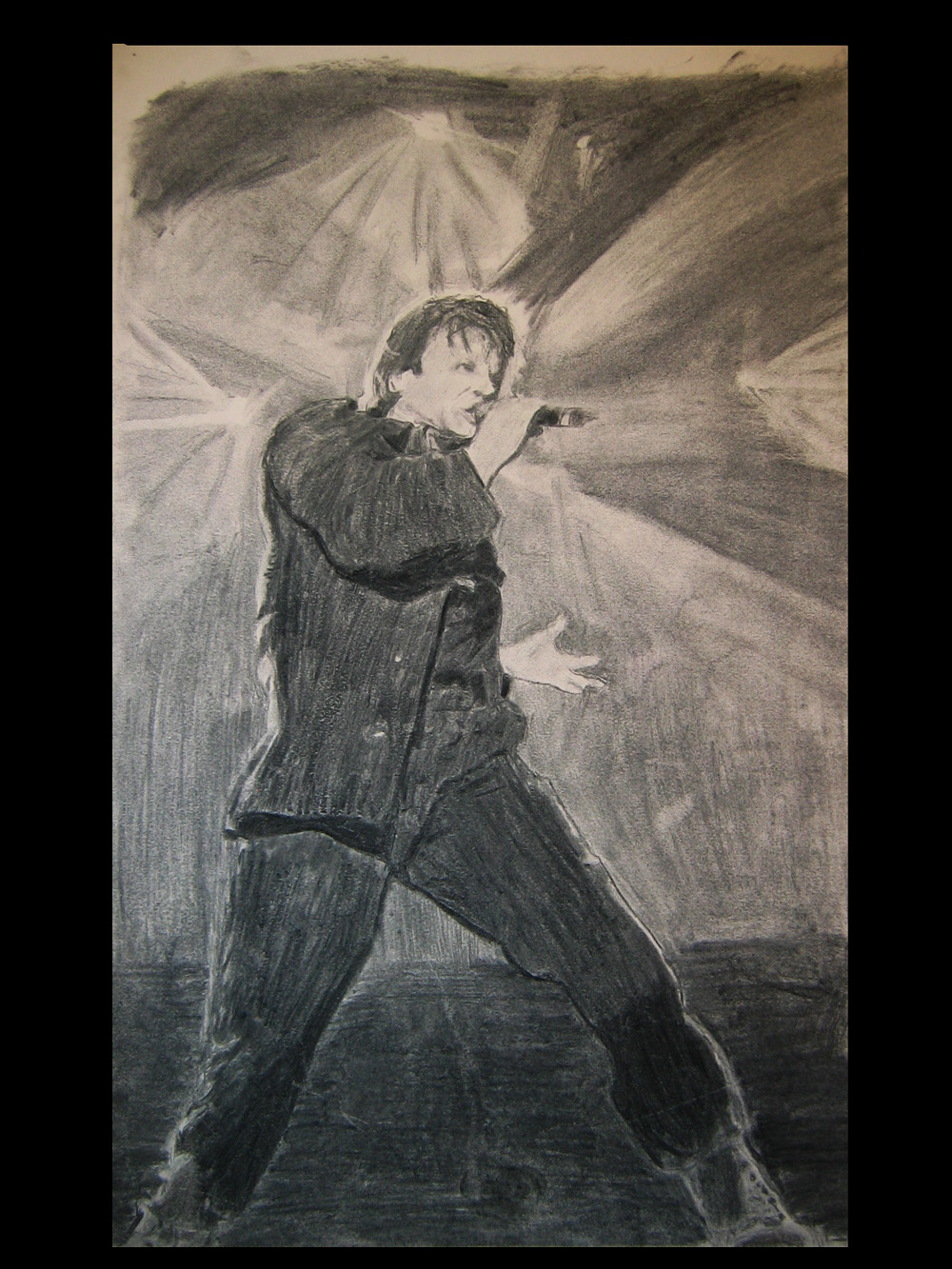 Bruce Dickinson - Charcoal