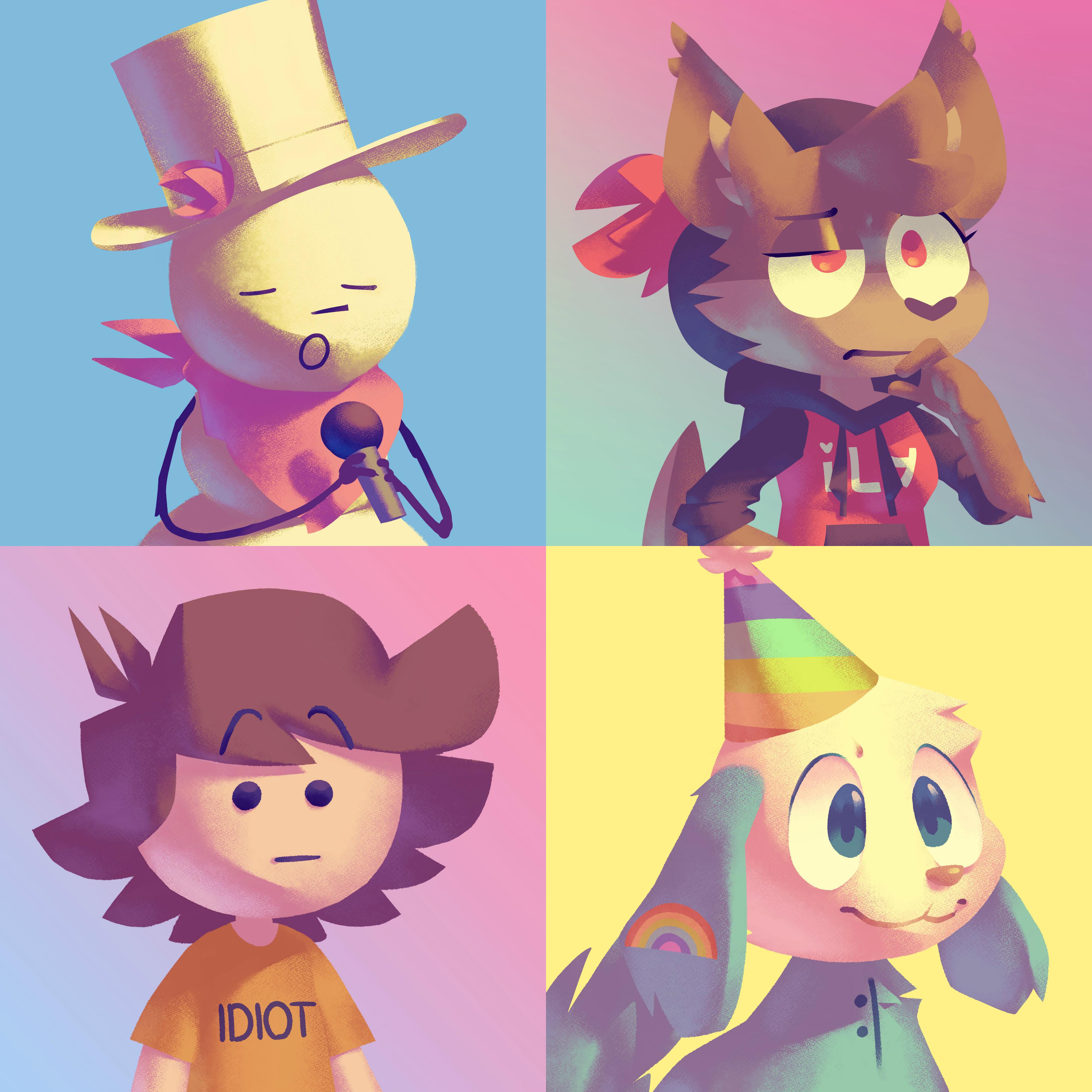 Practice Icons