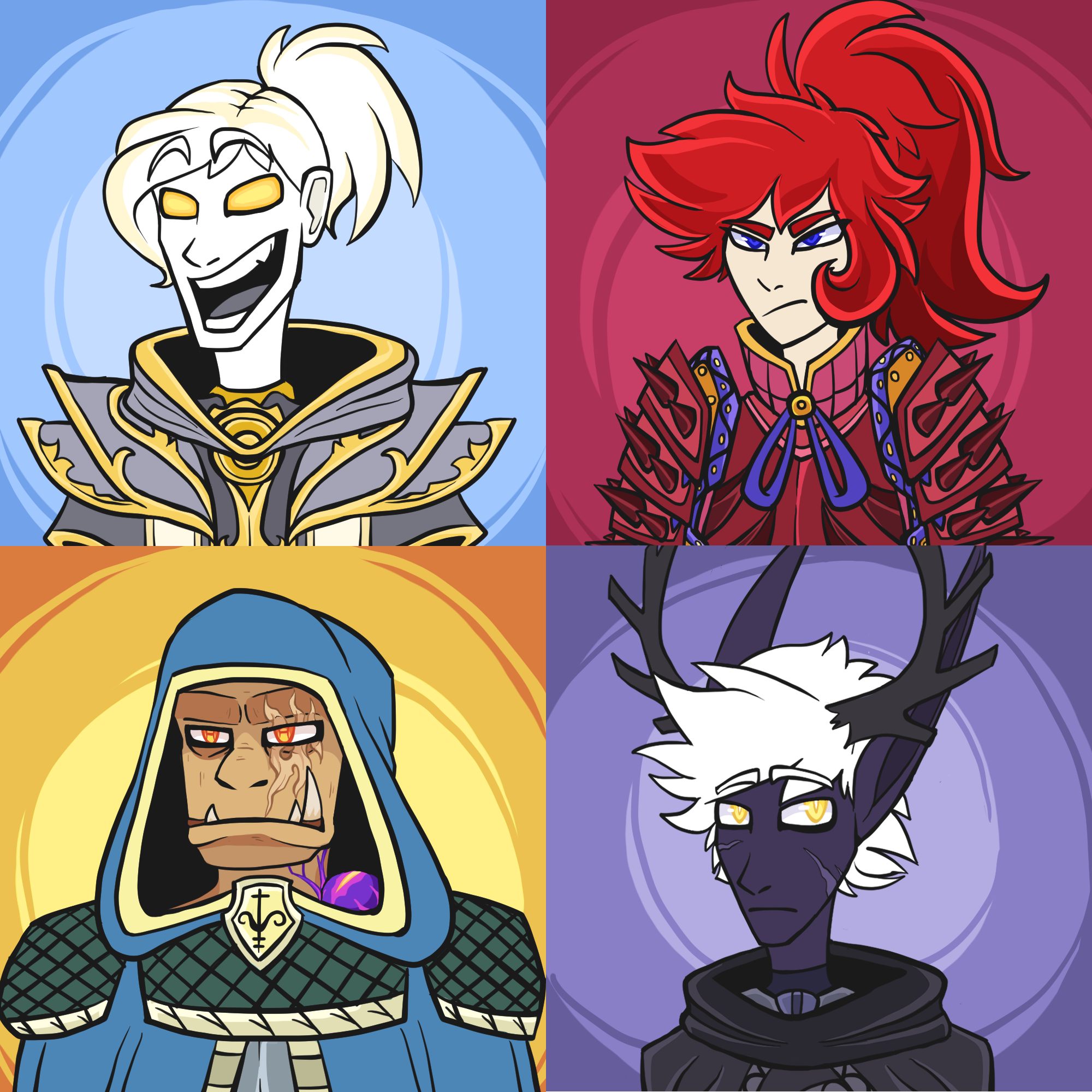 Our Dnd Party (New)