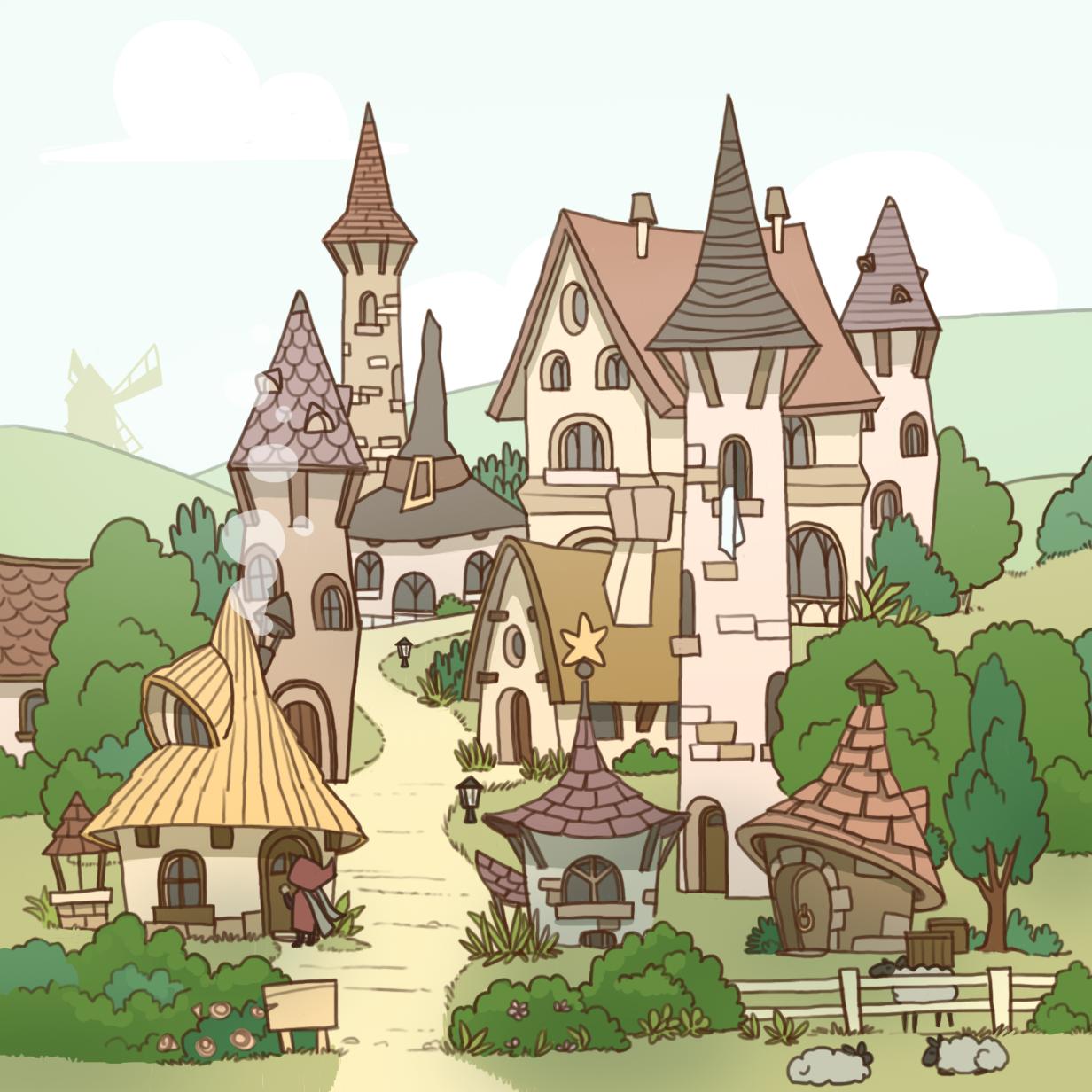 Tiny Town 2