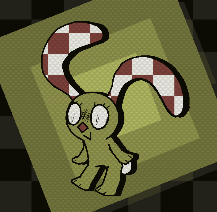 Hungarian creature.