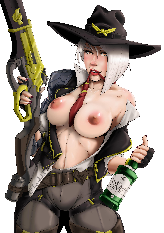 Drunk Ashe