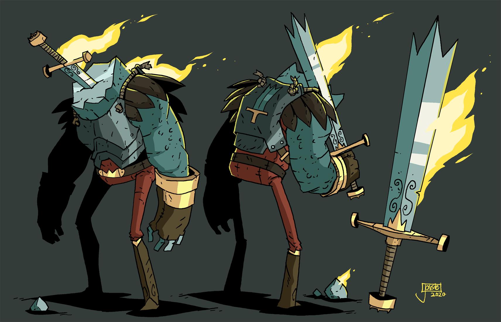The Kingsblade