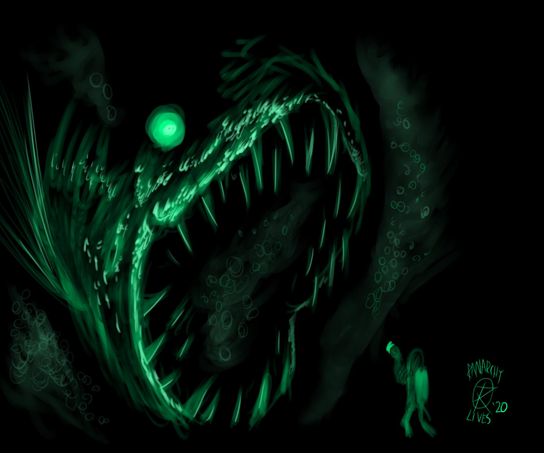 Night Vision on the Sea Floor