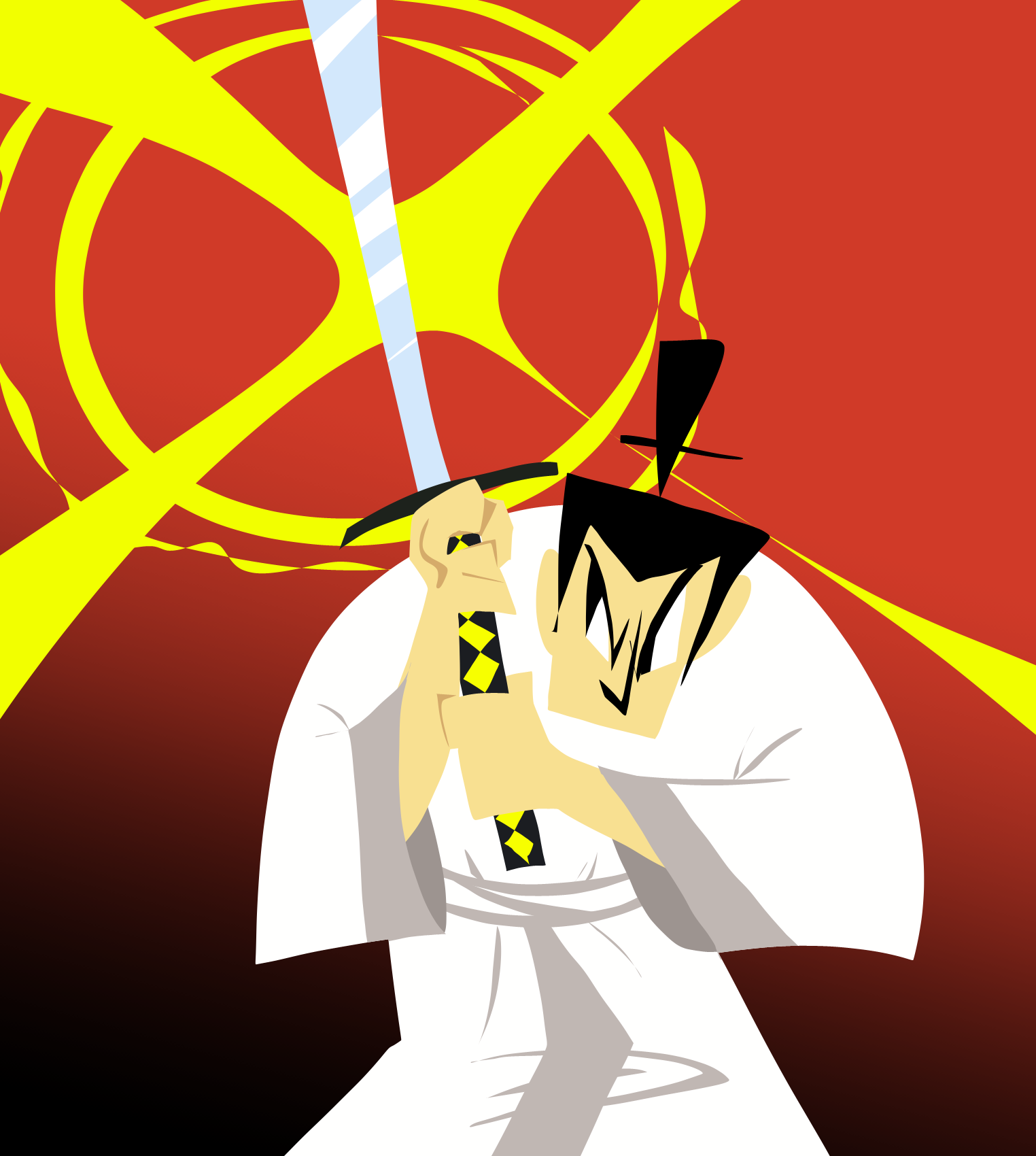 Jack, Samurai