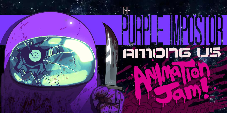 Among Us Animation Jam Banner