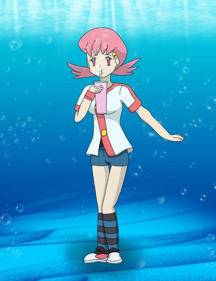 Underwater Whitney