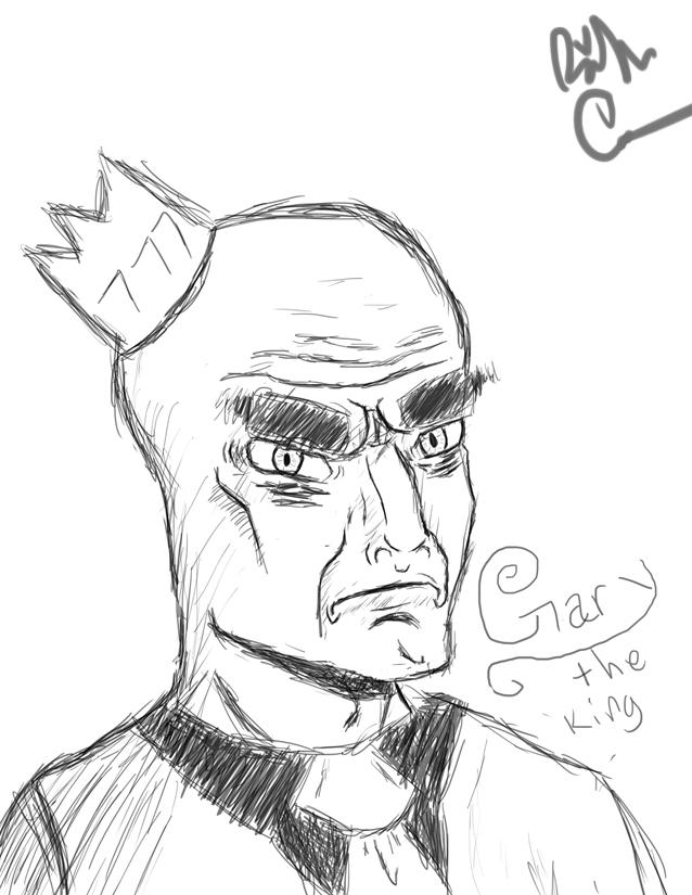 Gary The King