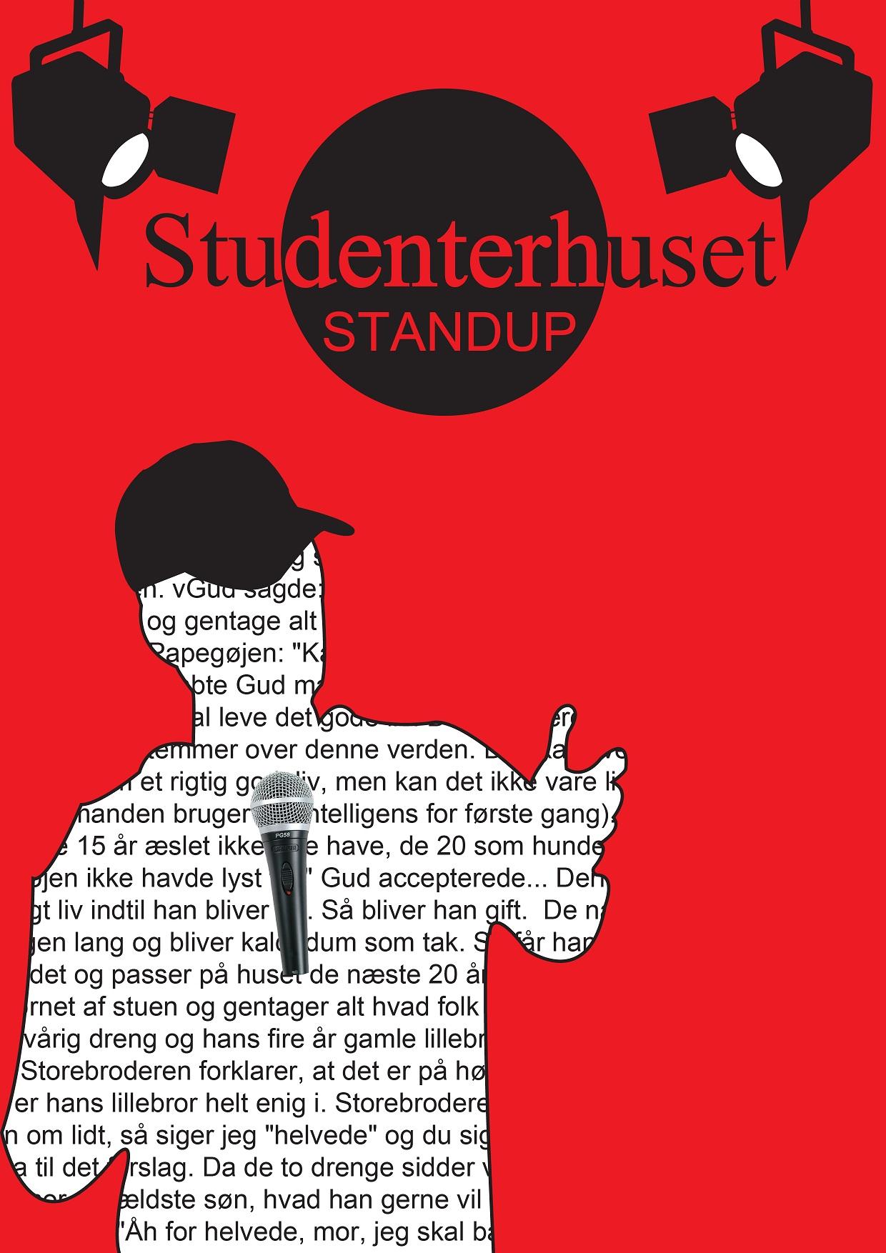 Standup poster