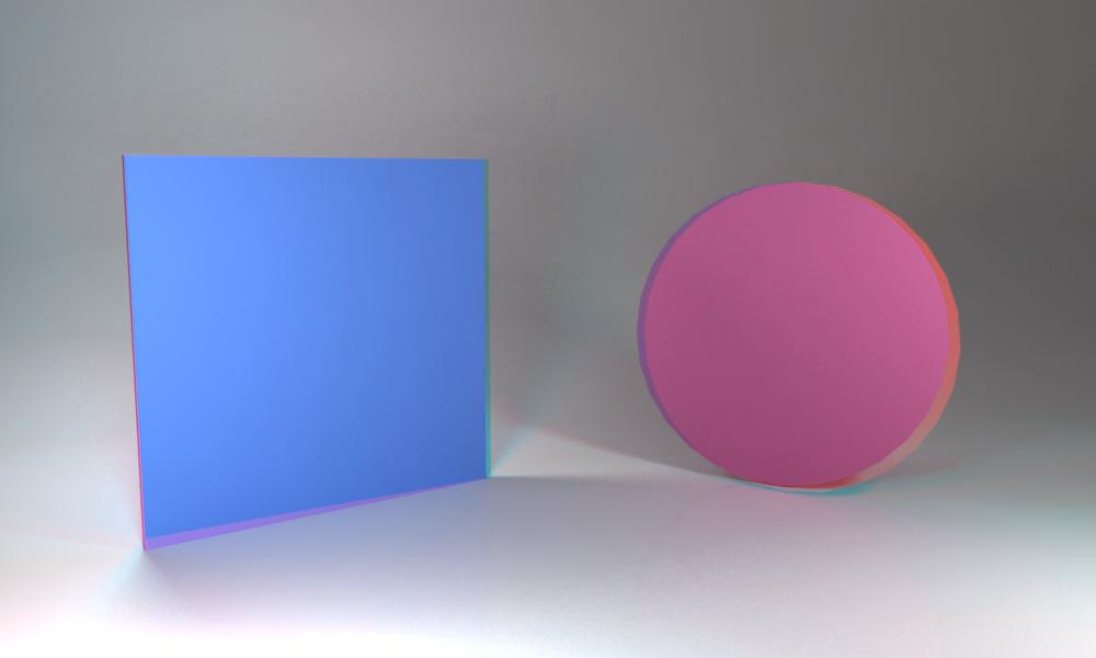 Circle n' Square 3D