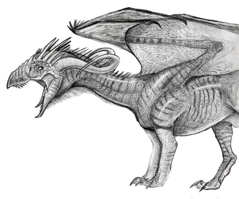 Shiney Dragon