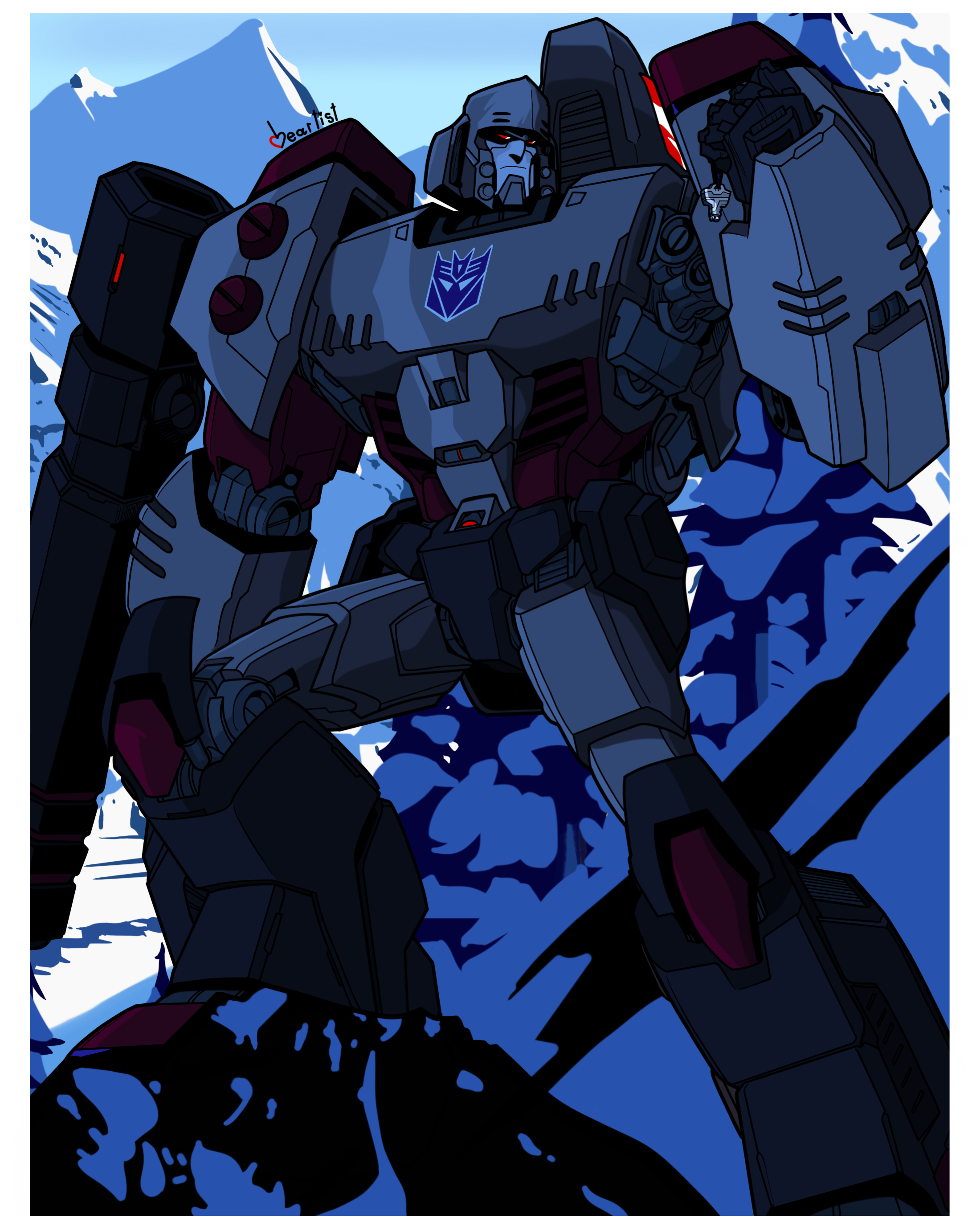 Transformers Tuesday: Glorious.