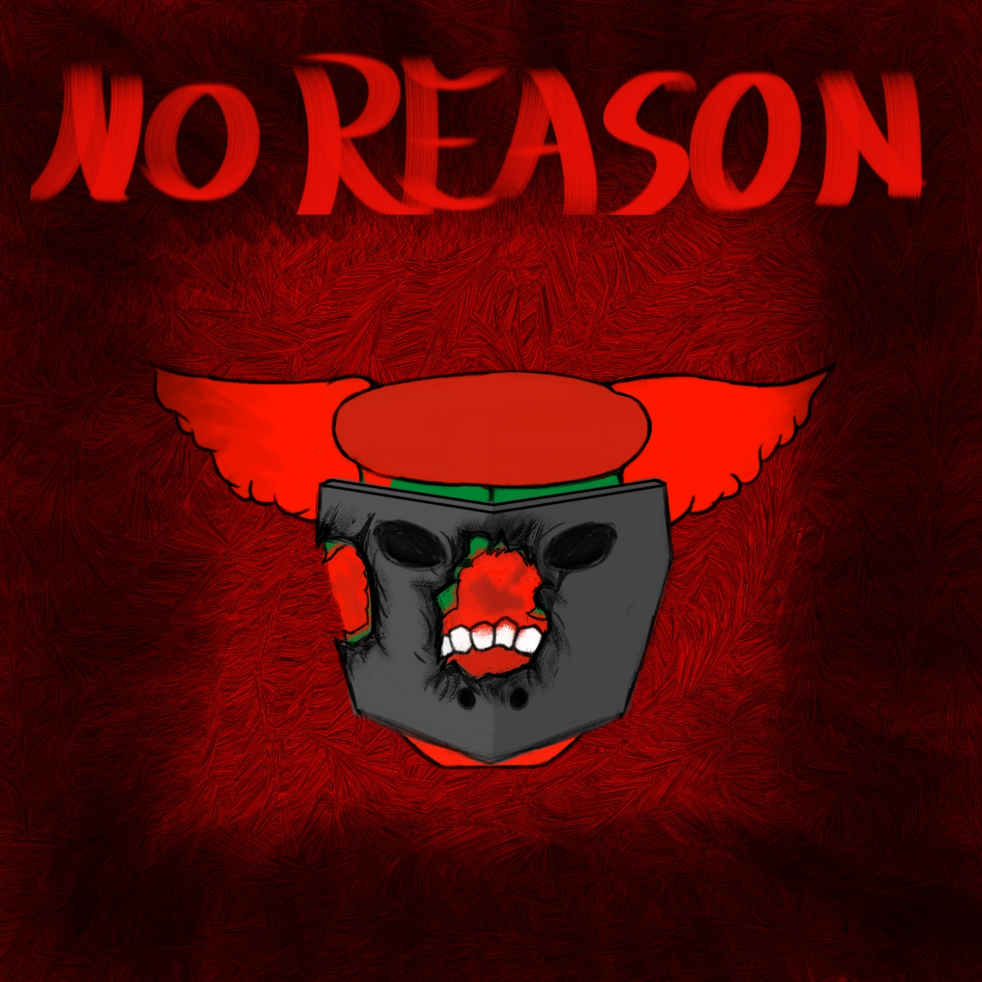Mask of No Reason: CAN7 ST0P 7H3 MADN355 (Madness Day 2020)