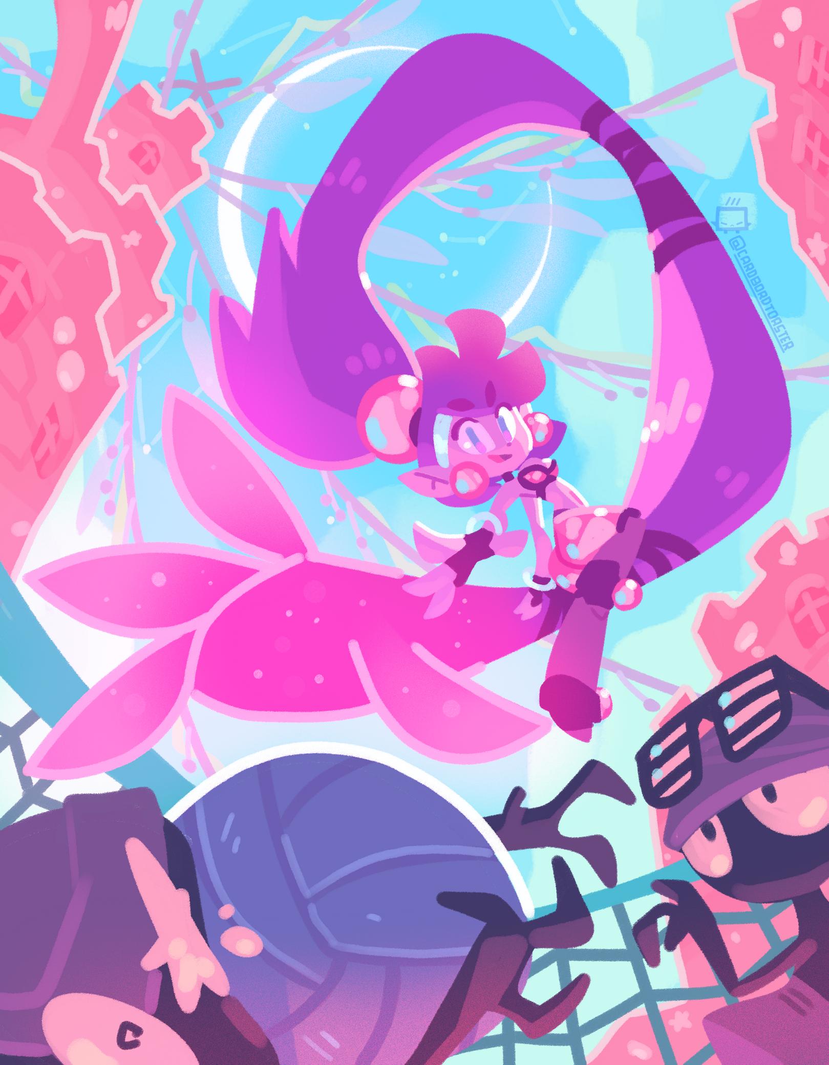 Shantae Fan-Redesign