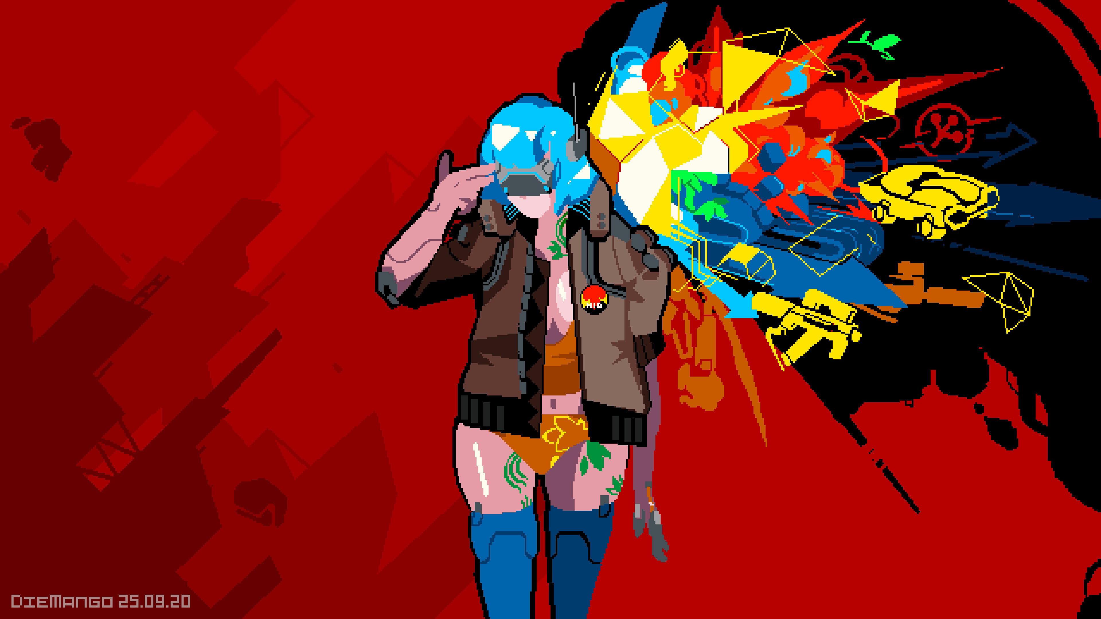 Cyberpunk Artcontest Submission