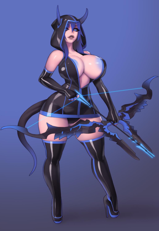 Commission: Squel Archer Outfit