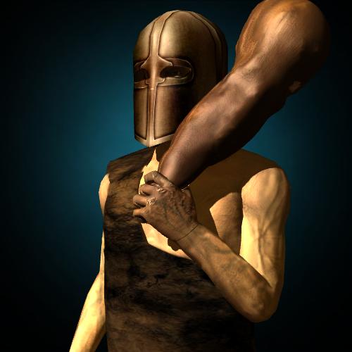 Bronze Age Warrior