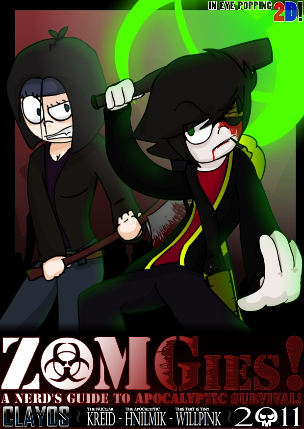 ZOMGies poster