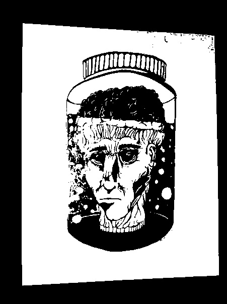 Pickled Head