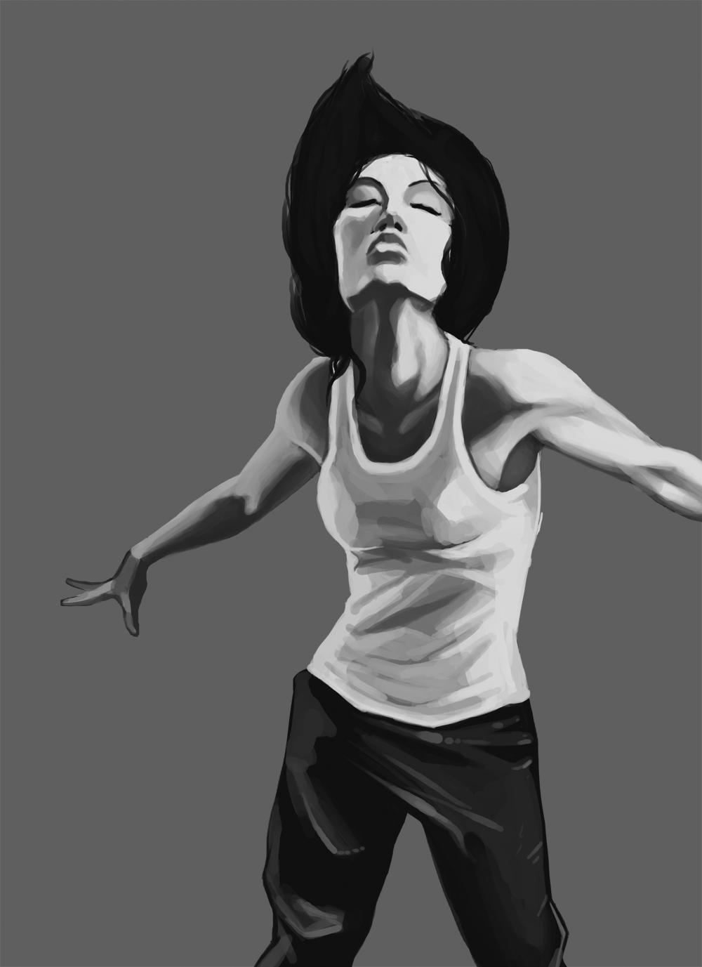 Dance Paint