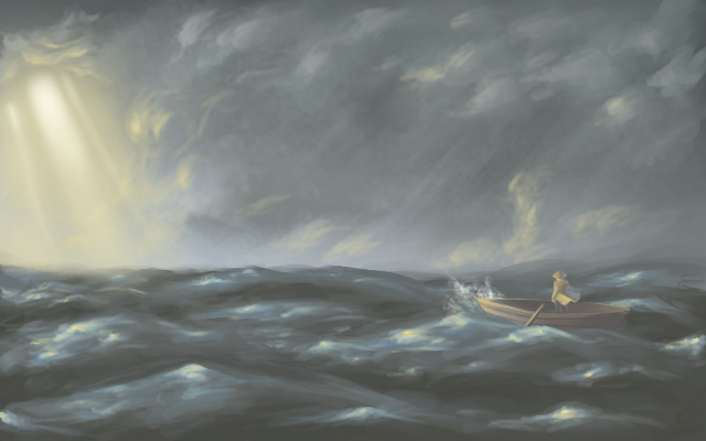 Lost at Sea, or something.