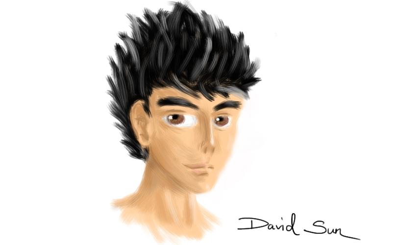 Shin Portrait