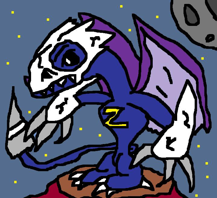 Dragony, the Dragon