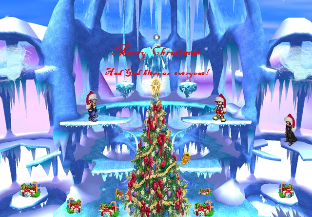 Kingdom Hearts Christmas Post