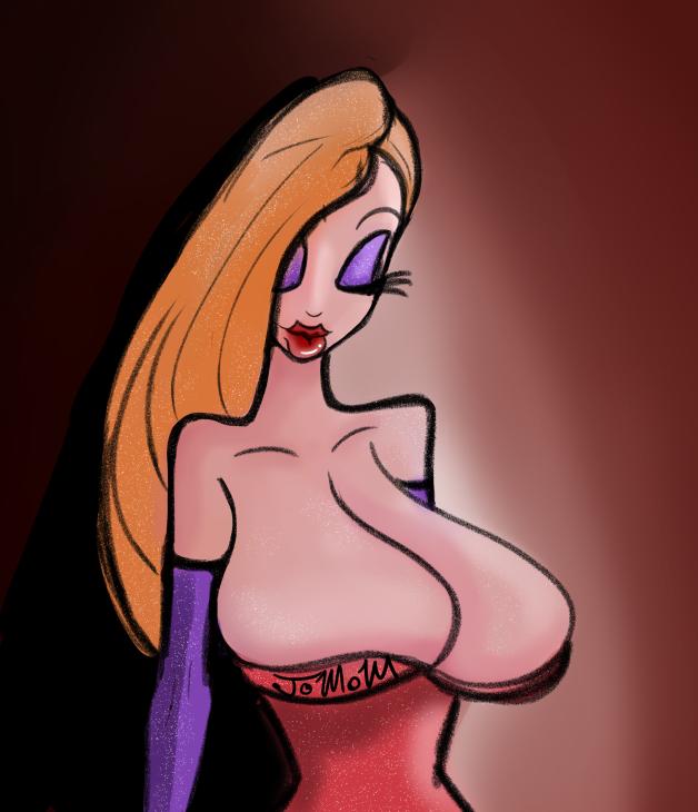Jessica Rabbit Fanart 3