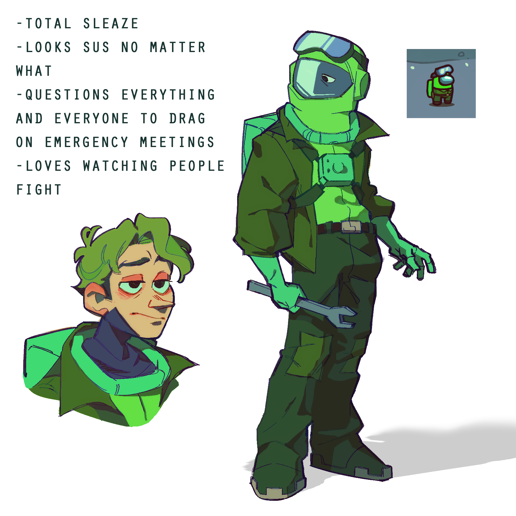 Among us avatar