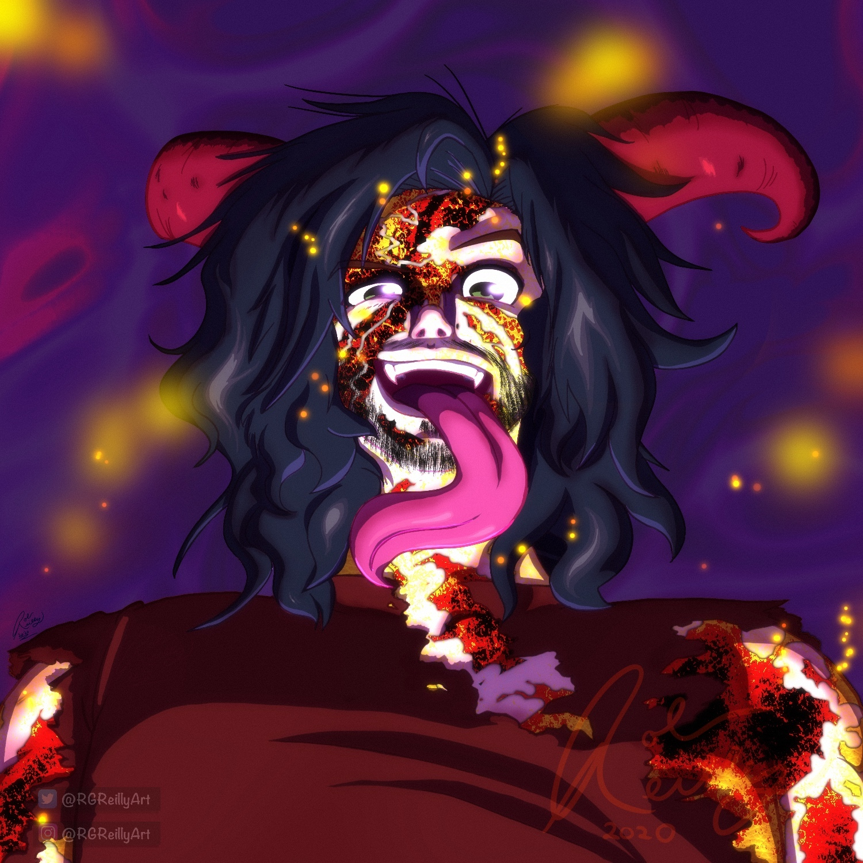 Halloween Icon Rob 2020