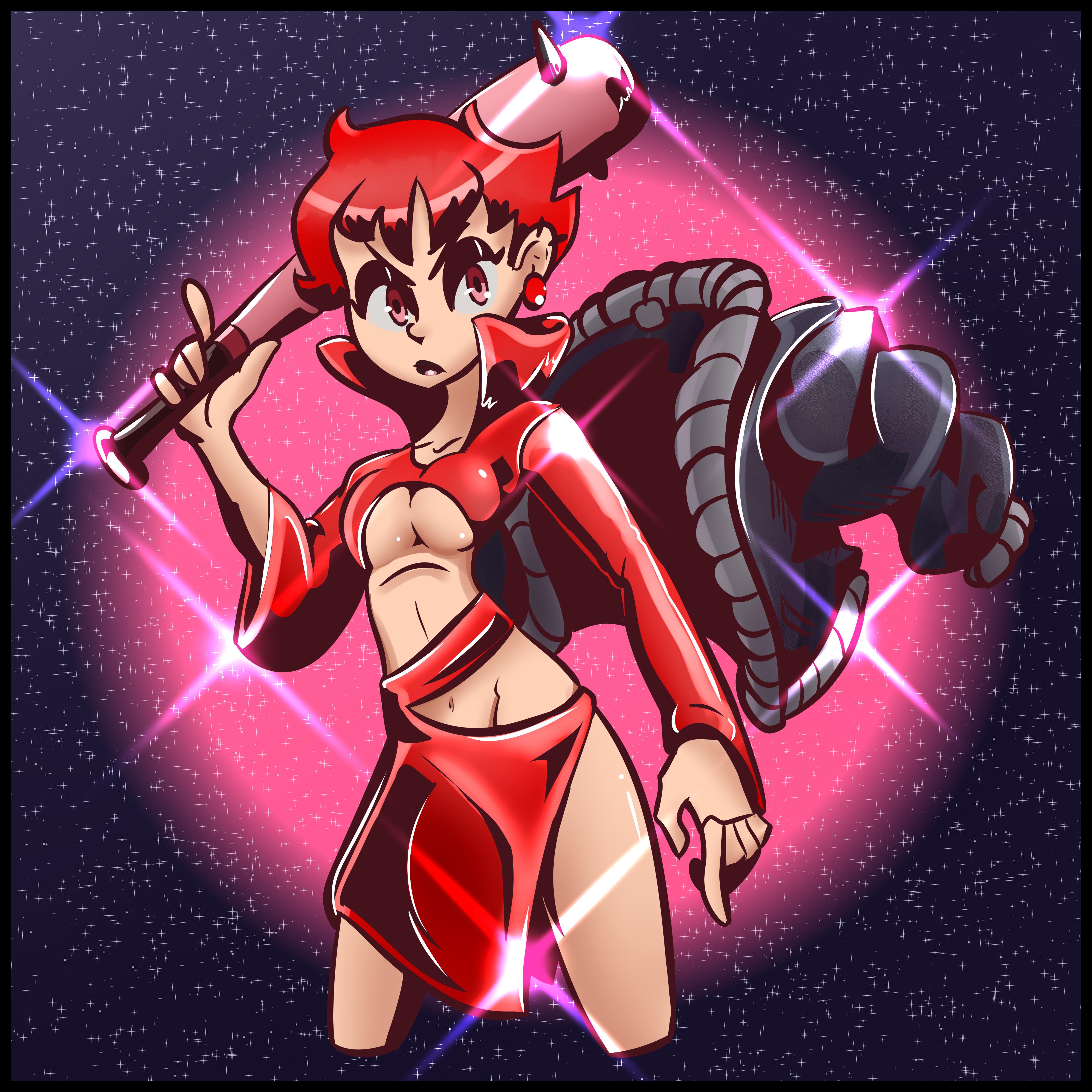 Cherry Mega form!