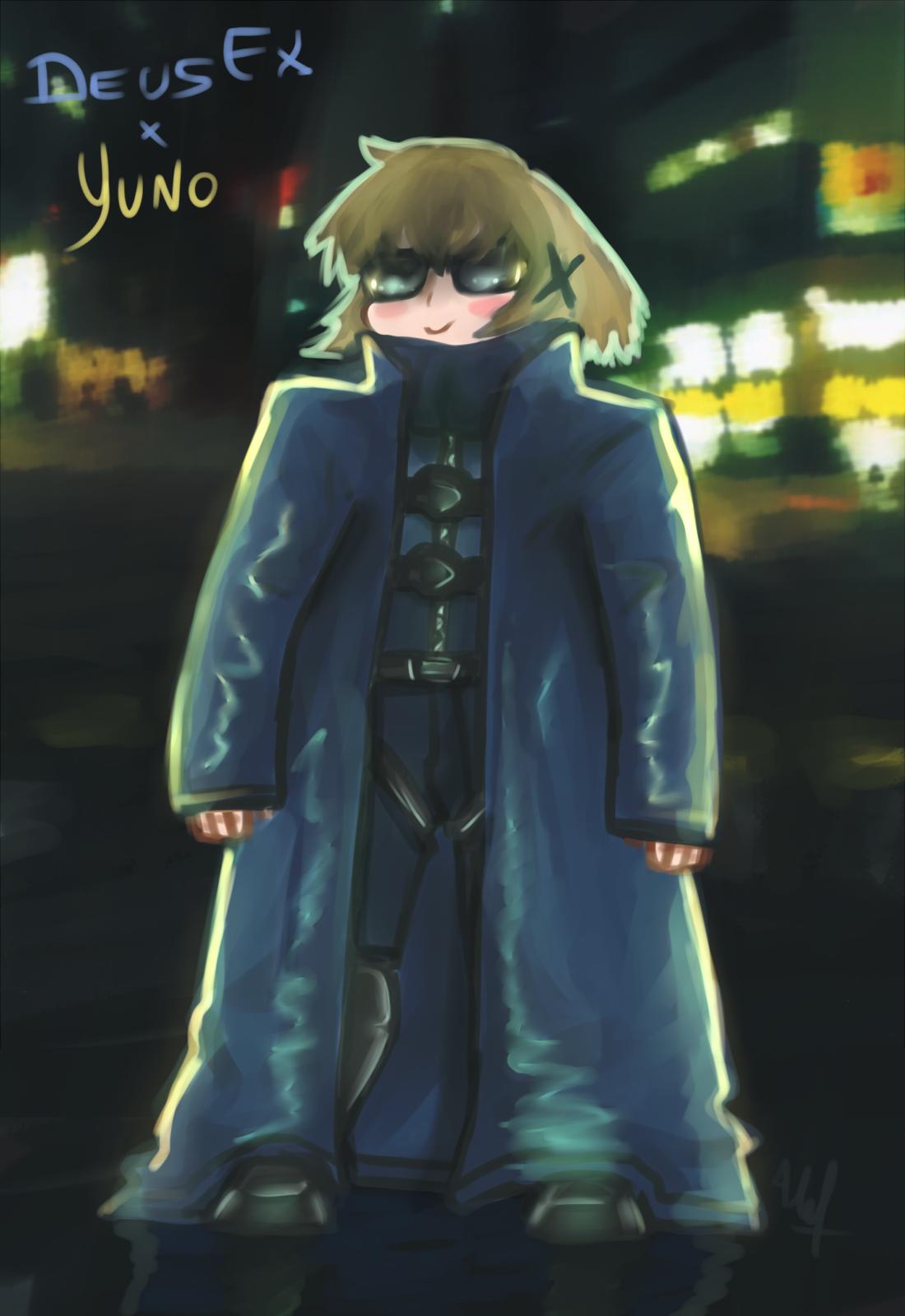 Yuno deusEX