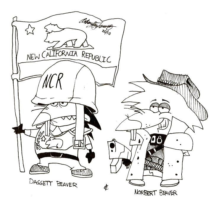 Angry Beavers in the NCR