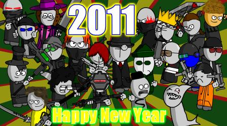 Madness Happy New Year