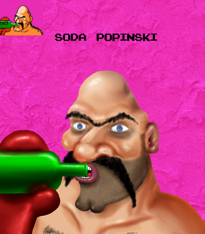 Soda Popinski Terrible Version